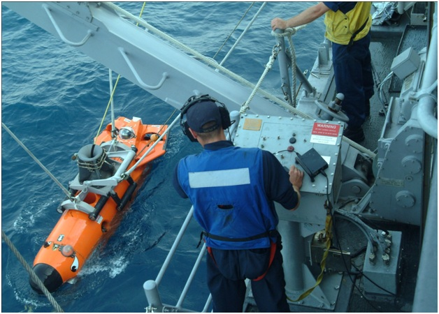 the technology of ROVs