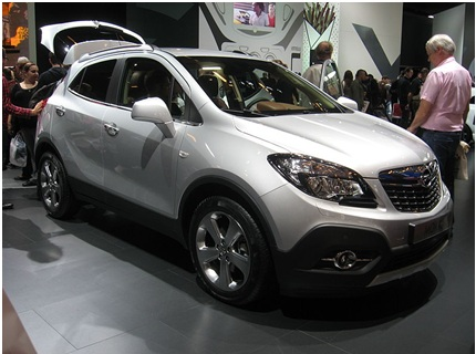 Vauxhall plans Mokka X launch in Geneva
