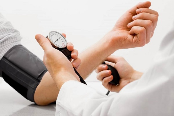 Blood pressure and stress