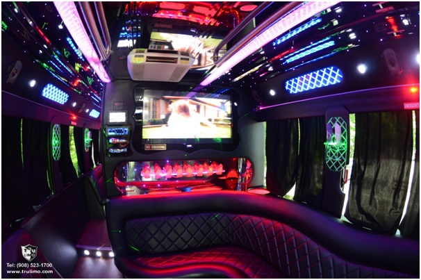 Just for Fun - Why a party bus beats a limousine for your perfect night out!