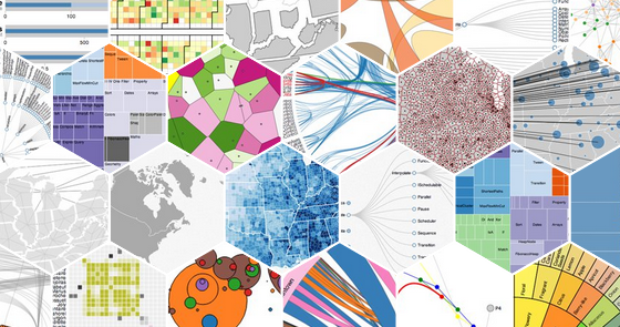 Data visualization Solution to the saturation of information