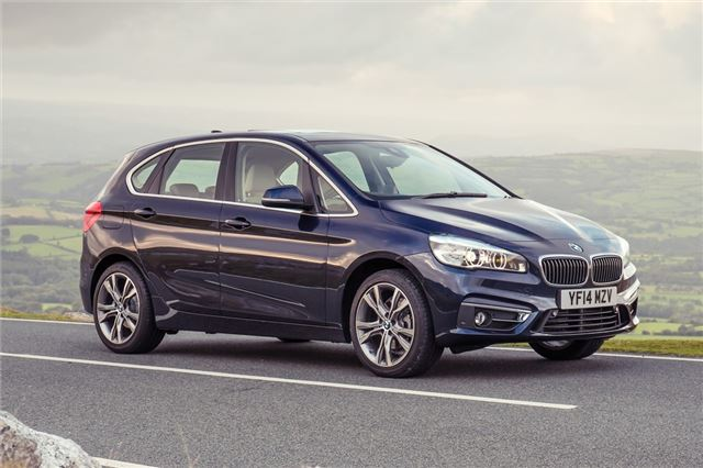 BMW 2 Series Active Tourer comes to market