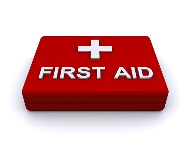 What is the first aid kit for an airplane