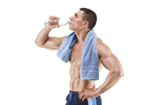 Adequate hydration, key to weight control