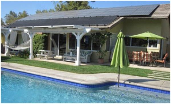 Why Choose Solar Pool Heating Panels