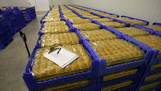 efficient food packaging