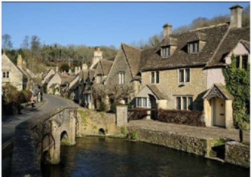 The appeal of Cotswold stone