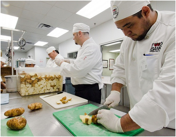 a wake-up call for the catering industry