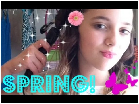 Spring make-overs