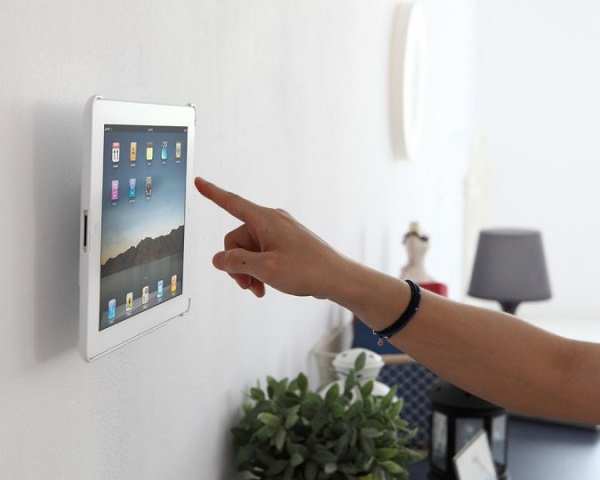 iPad on center of your home