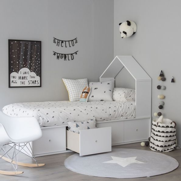 Latest trends in decorating children's rooms