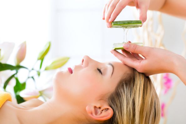 Look after your skin with Aloe Vera Green Frog