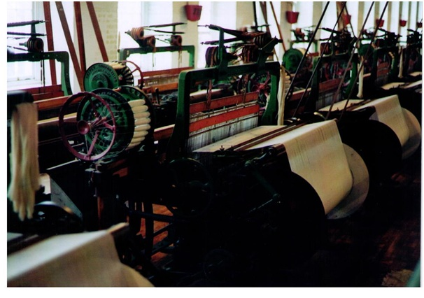 How dressmaking evolved from hand-sewing to machinery making
