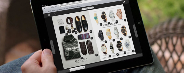 The importance of adapting the online store tablets and mobile devices
