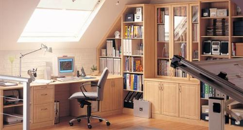 Furniture suitable for the study room