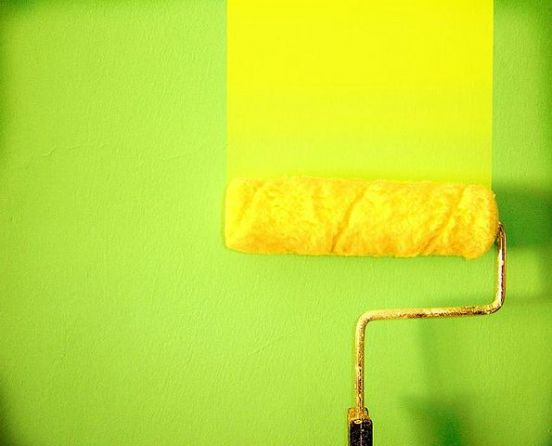 Paints to eliminate odors at home