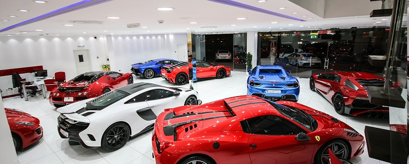 How to rent exotic cars